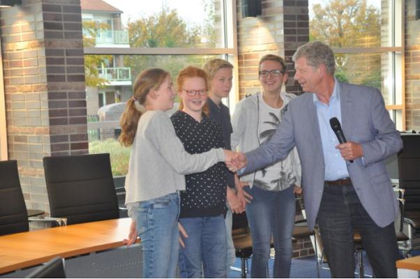 Adviezen leerlingen Technasium Bonhoeffer