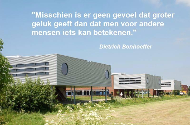 Sterfdag Dietrich Bonhoeffer