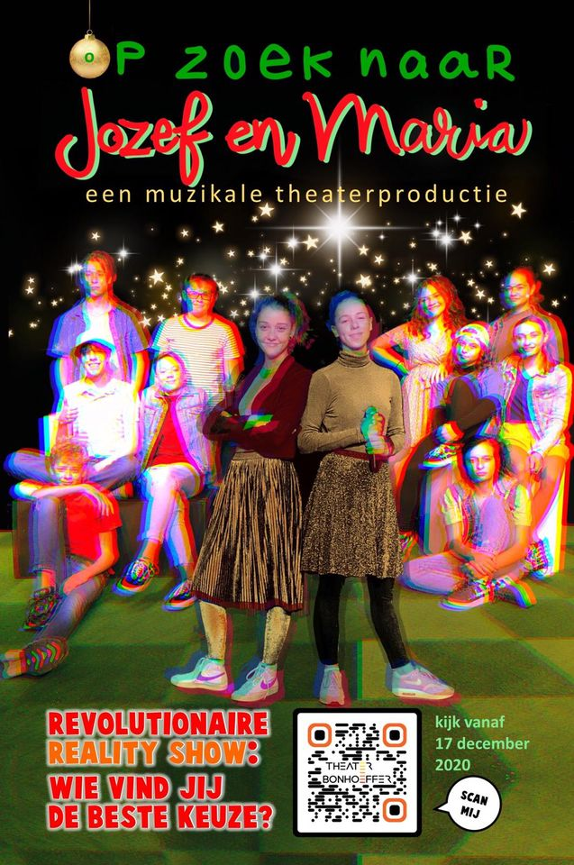 Kerstfilm van Theater Bonhoeffer