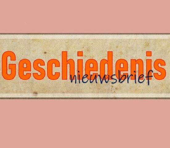 Sectie Geschiedenis brengt 3e nieuwsbrief van het jaar uit!