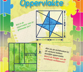 Top resultaten bij Wiskundeolympiade!