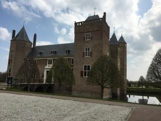 Sommenkamp op kasteel Assemburg
