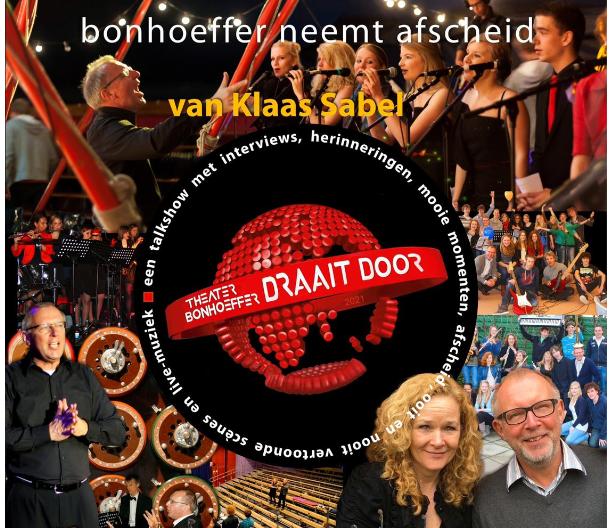 Theater Bonhoeffer Draait Door